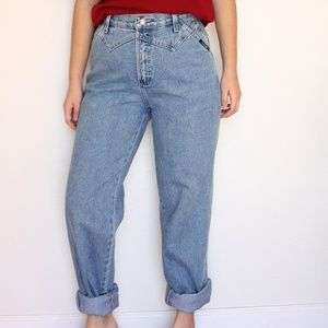Vintage Rockies Mom Jeans